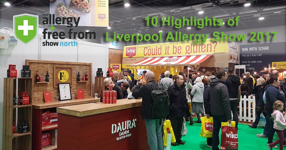 10 Highlights of Liverpool Allergy Show