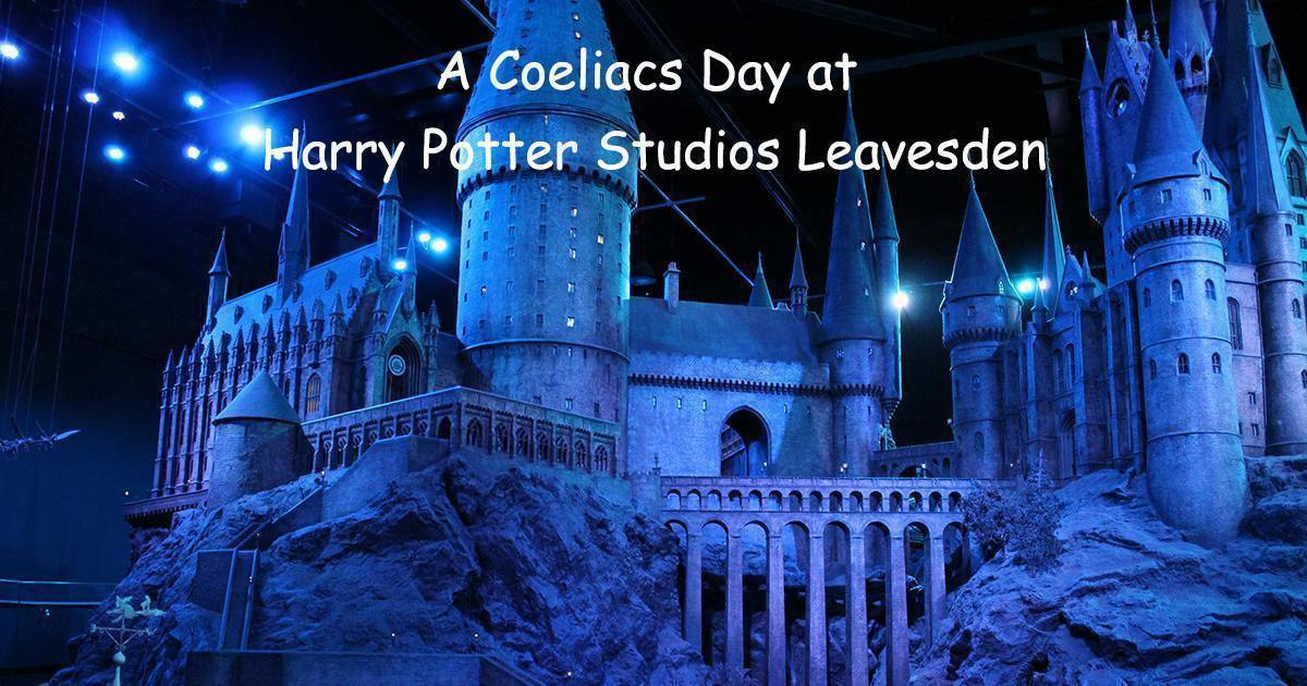 A Coeliacs Day at Harry Potter Studios Leavesden