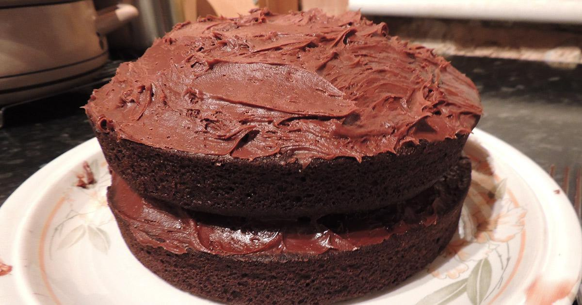 Betty Crocker Gluten Free Devils Food Cake Mix | Product Review
