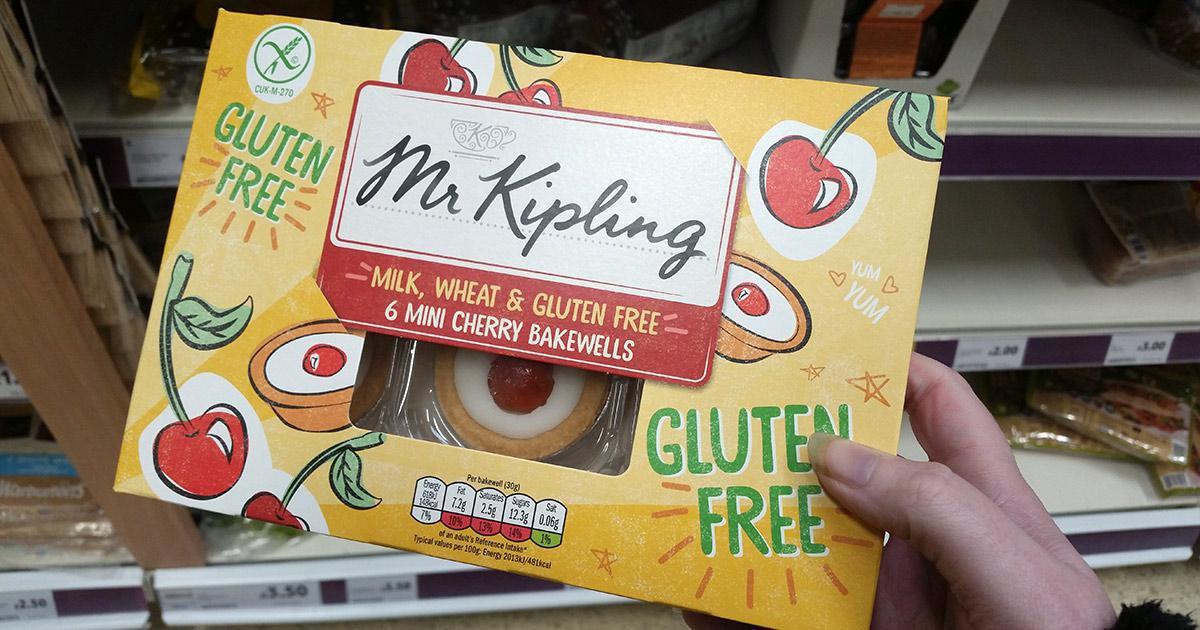 Mr Kipling Mini Cherry Bakewells   Product Review