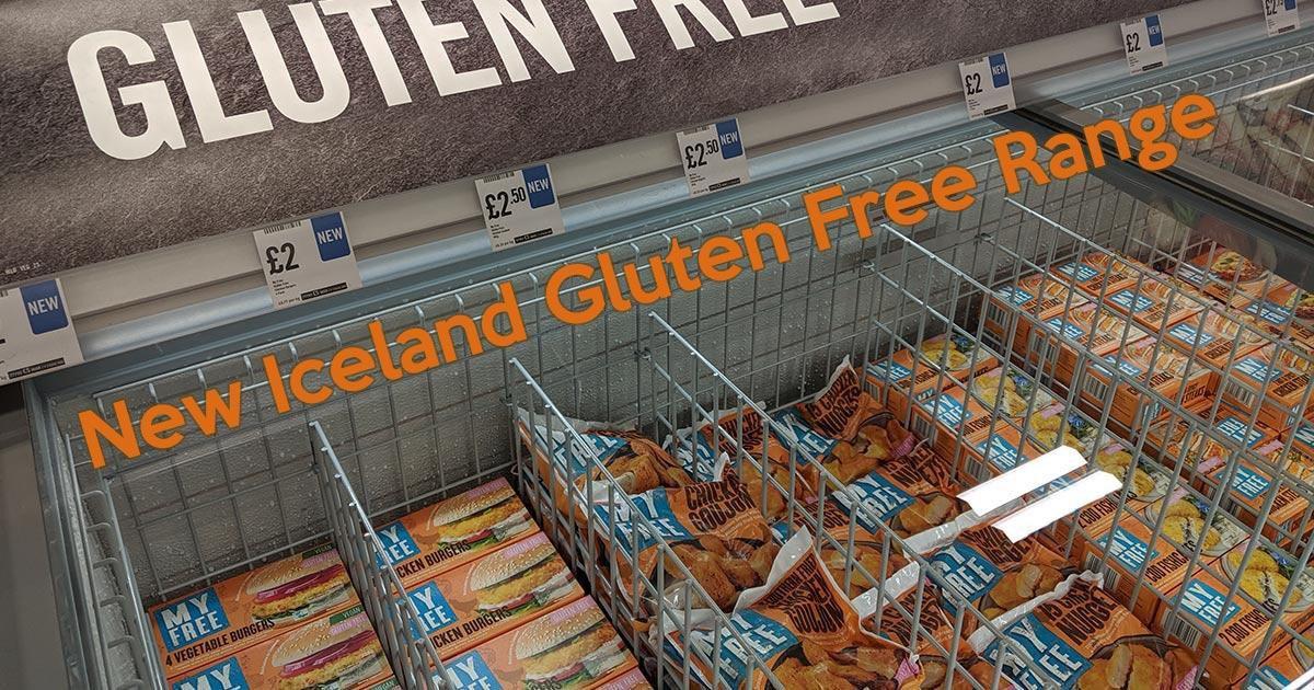 New Iceland Gluten Free Range