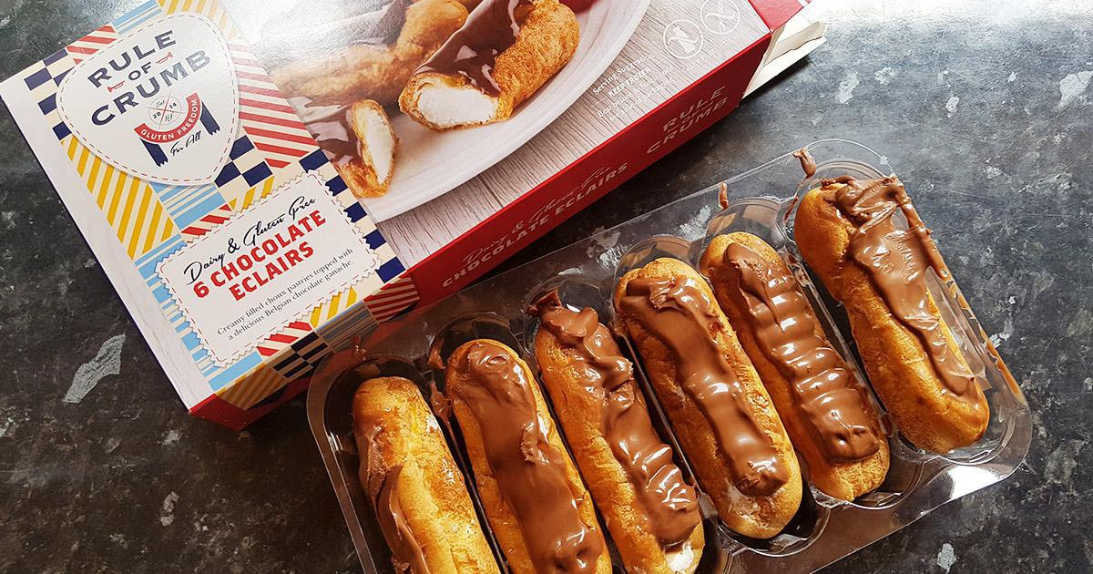 Rule of Crumb Chocolate Eclairs   Product Review