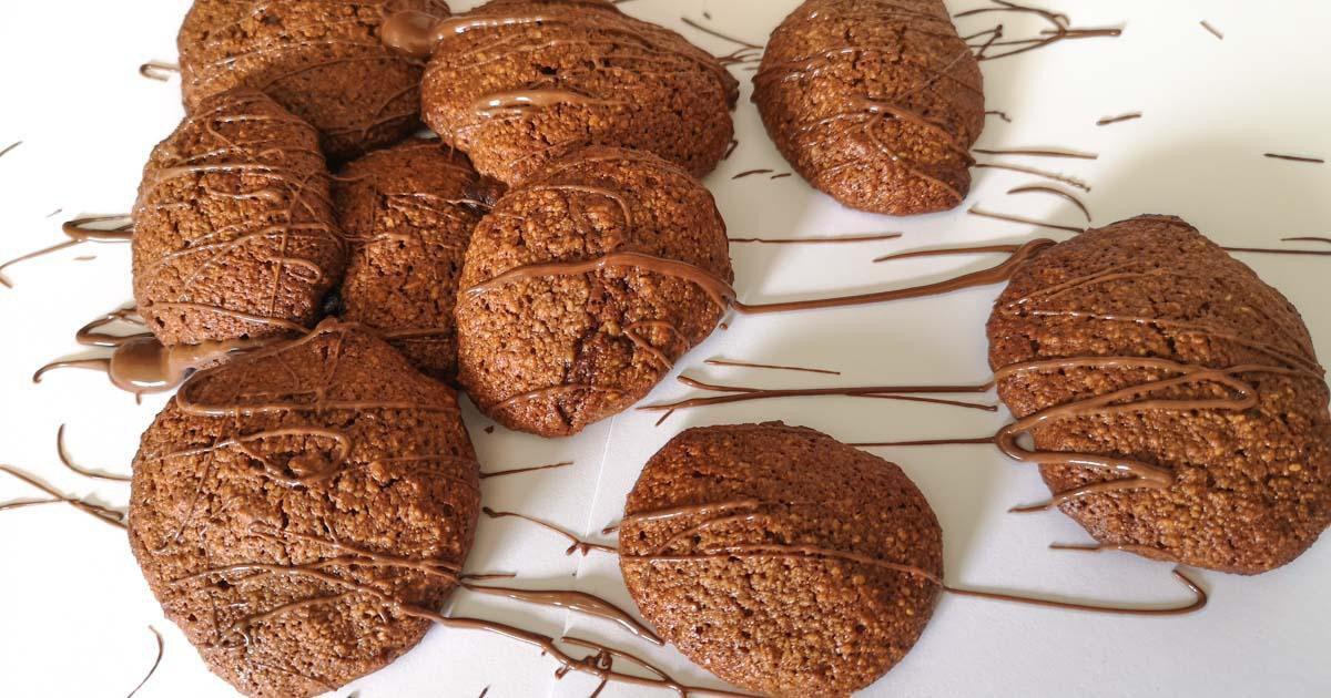 Gluten Free Flourless Nutella Almond Biscuits Recipes Coeliac Sanctuary