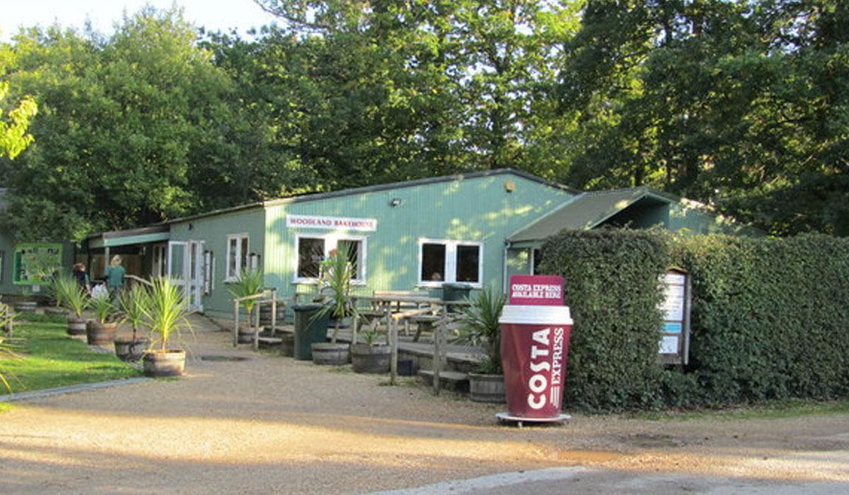 The Woodland Bakehouse